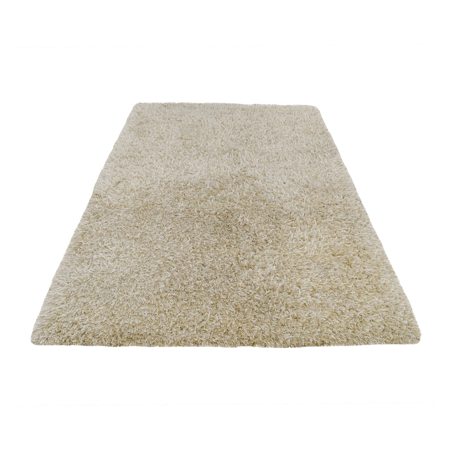 CB2 CB2 Drake Natural Shag Rug for sale