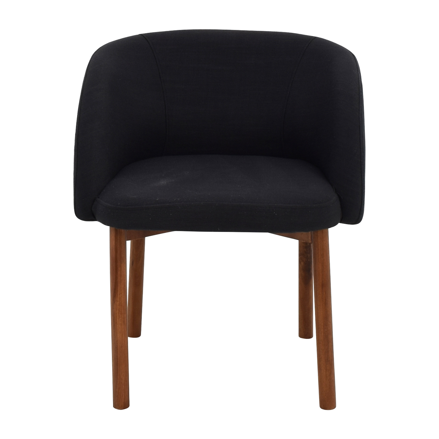 61% OFF Custom Scalamadre Upholstered Louis Style Chair and Foot