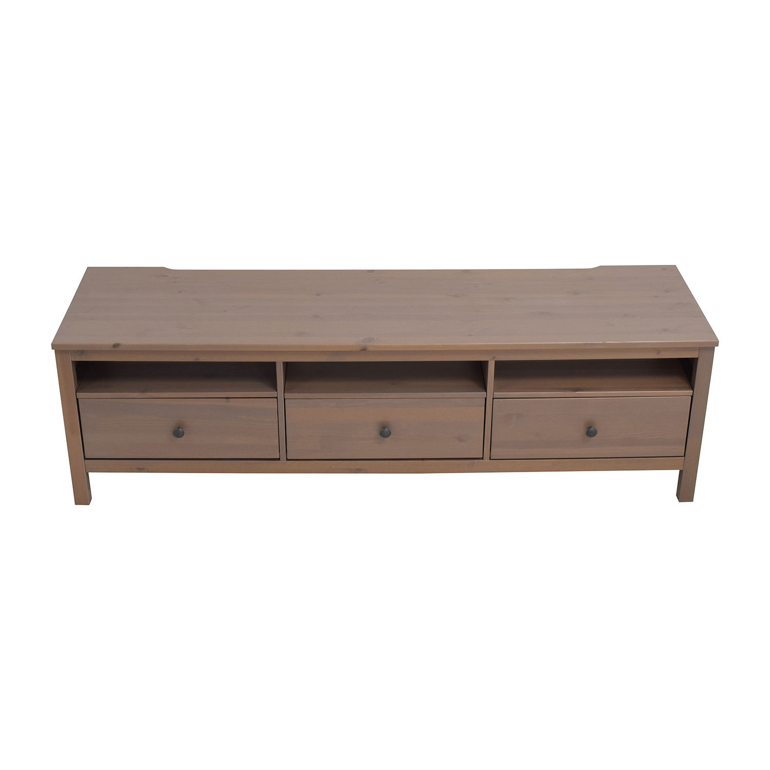 buy IKEA Hemnes TV Unit with Drawers and Shelves IKEA