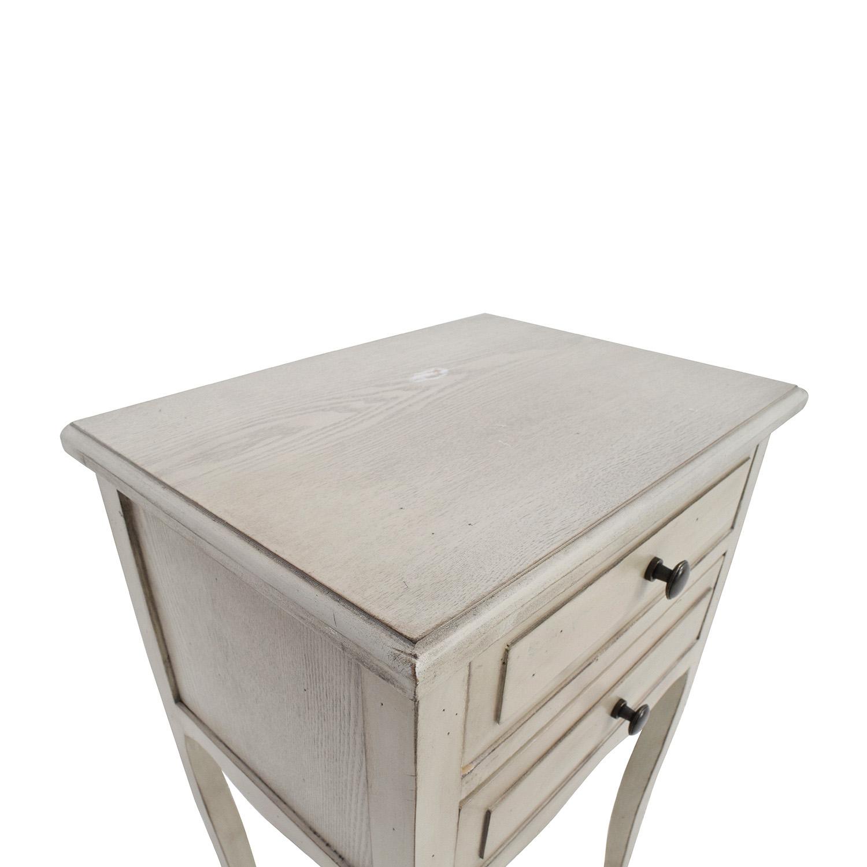 ... Buy Safavieh Lori White Birch End Table Safavieh