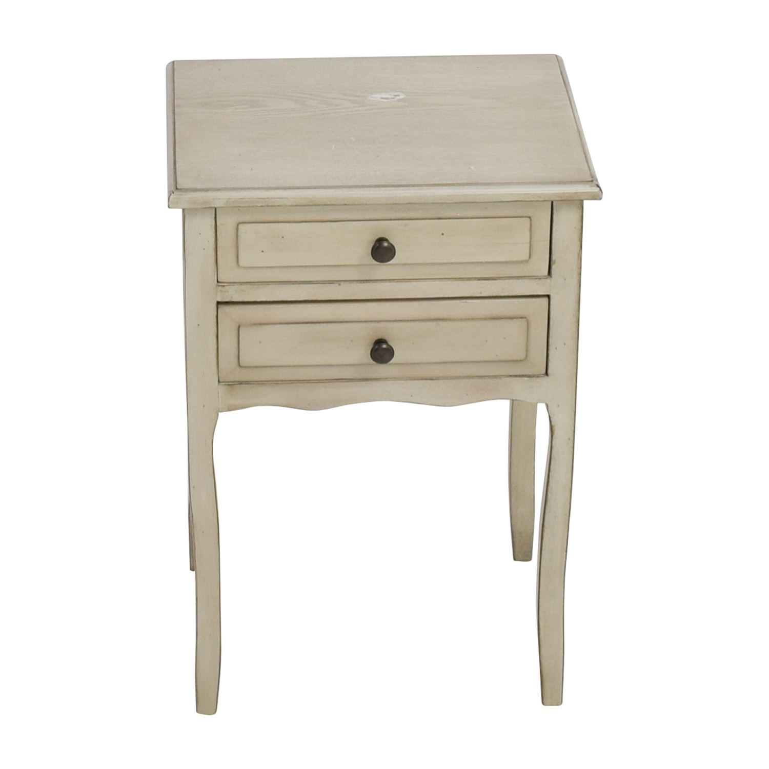 ... Buy Safavieh Lori White Birch End Table Safavieh Tables ...