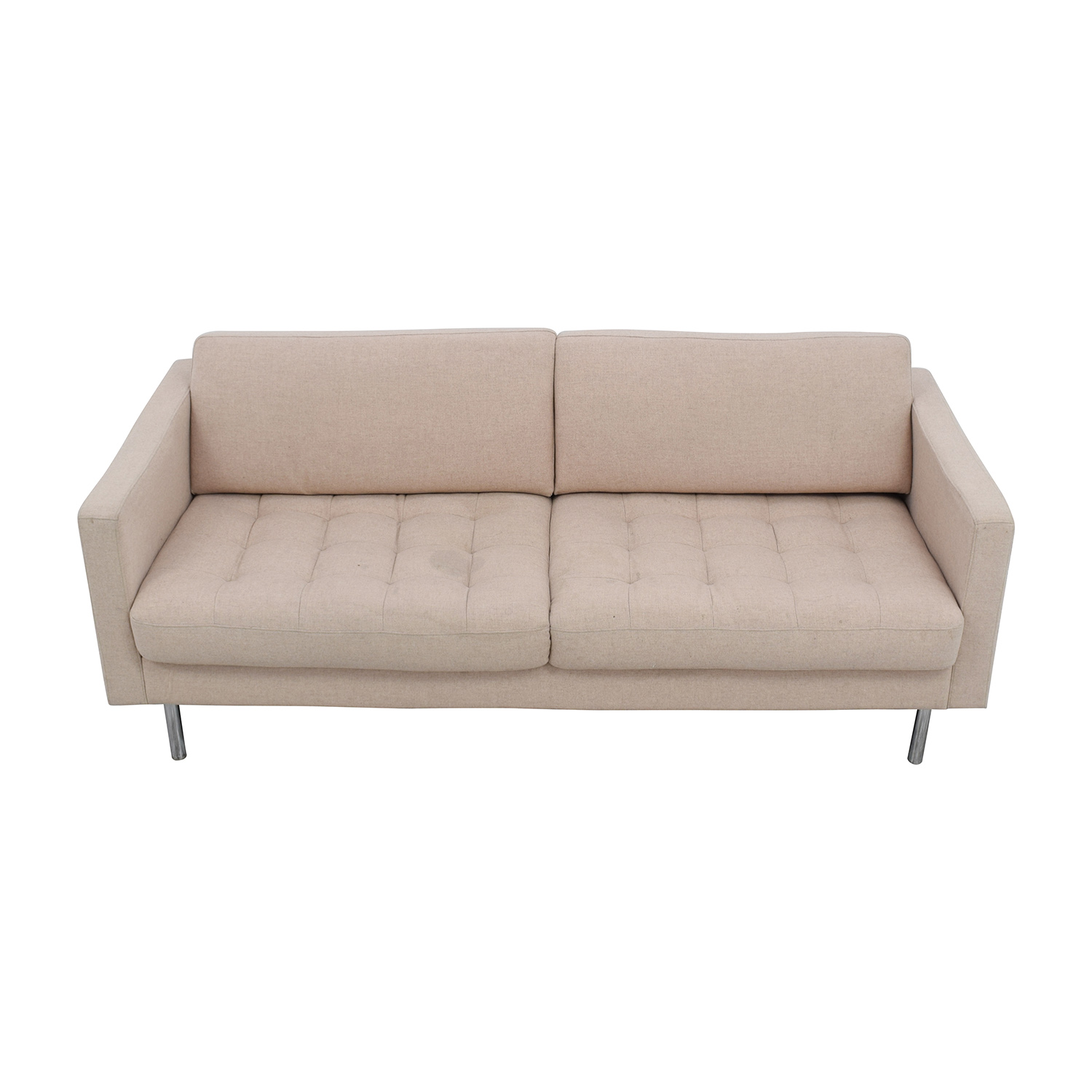 BoConcept BoConcept Carmo Sand Two Tufted Cushion Sofa Sofas