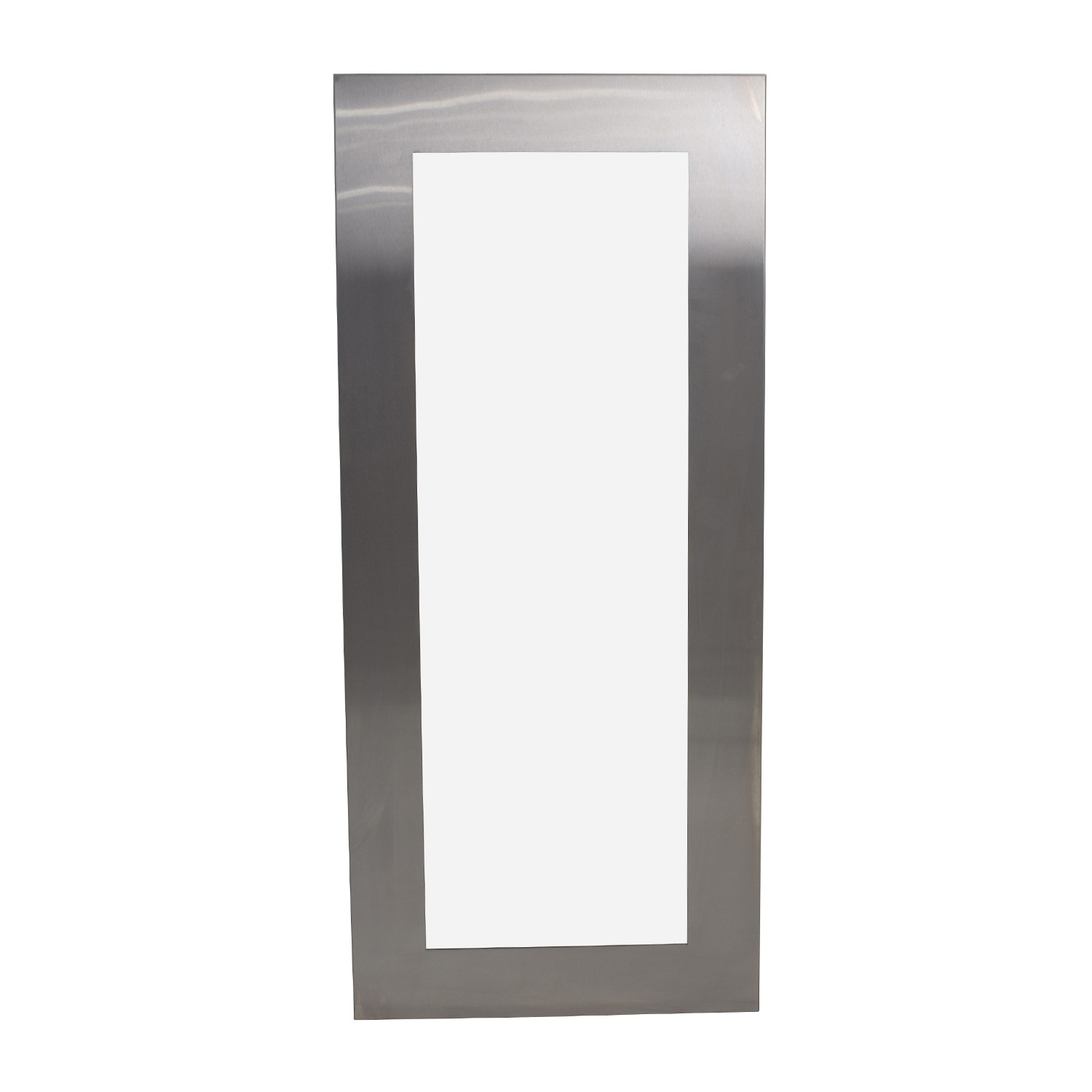 buy Room & Board Stainless Steel Mirror Room and Board Decor
