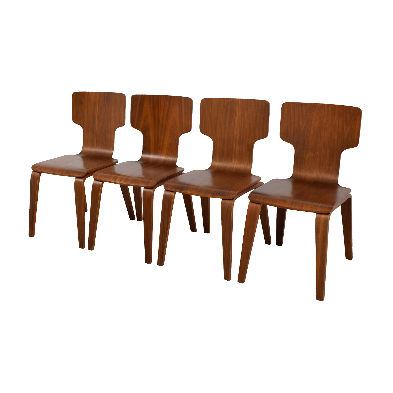59% OFF West Elm West Elm Dining Table Chairs Chairs