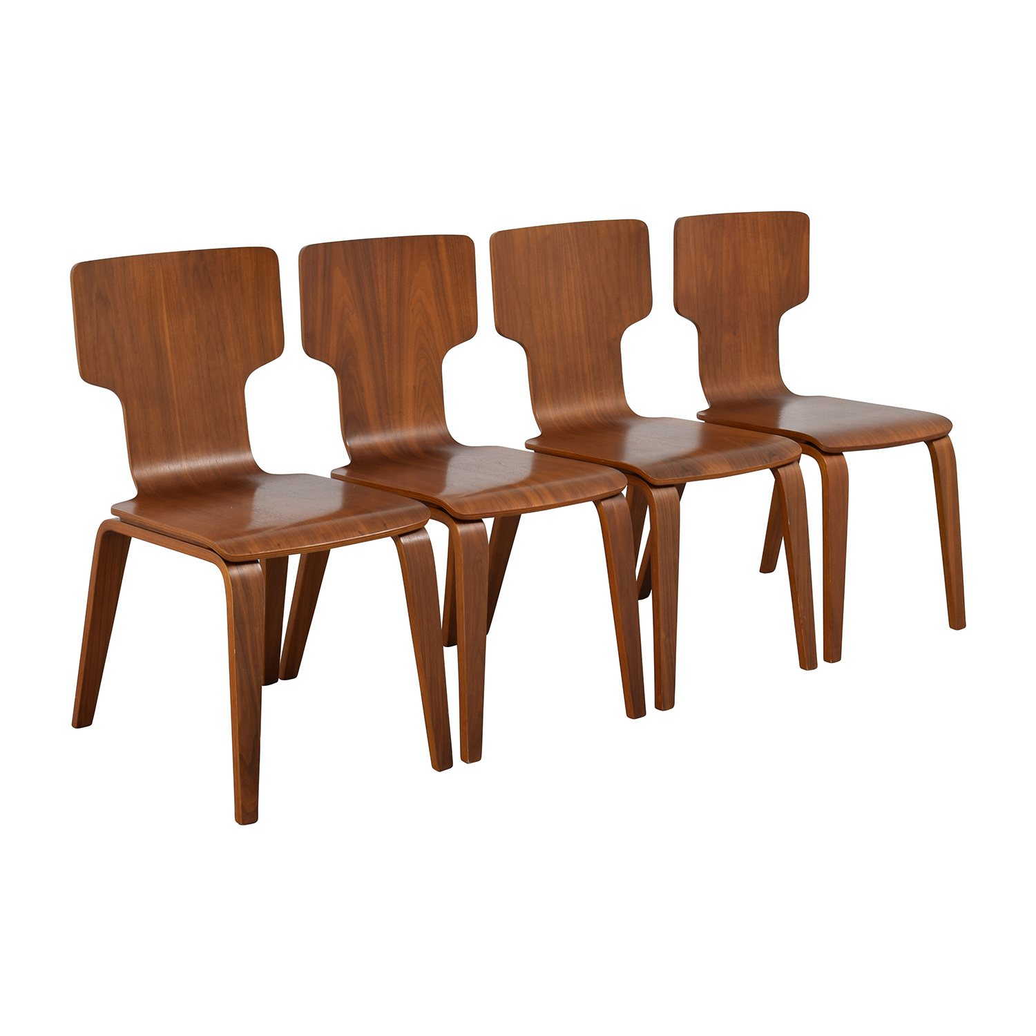 Merveilleux ... West Elm West Elm Dining Table Chairs Brown ...