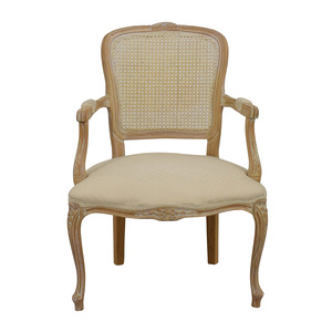 Link-Taylor Link-Taylor French Provincial Creme Chair coupon