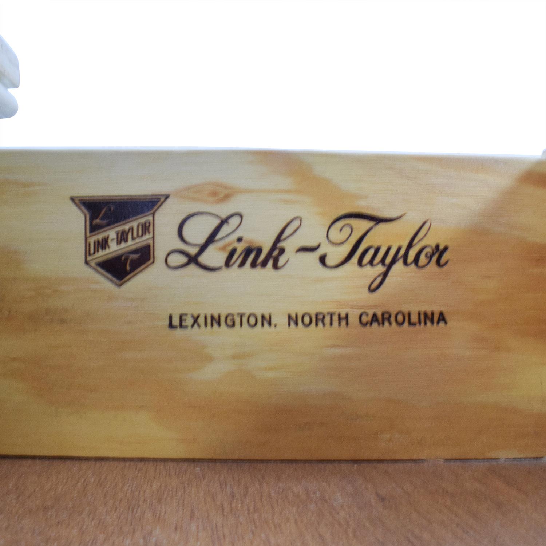 87% OFF Link Taylor Link Taylor Natural Seven Drawer Dresser