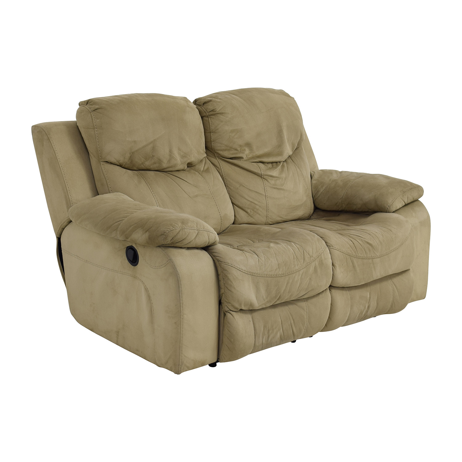 75% OFF Bob s Furniture Bob s Furniture Grey Dual