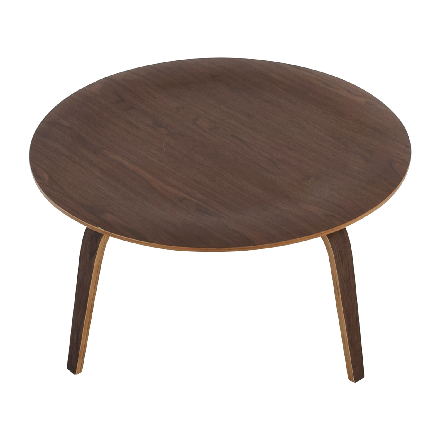 shop Modway Round Coffee Table Modway Coffee Tables