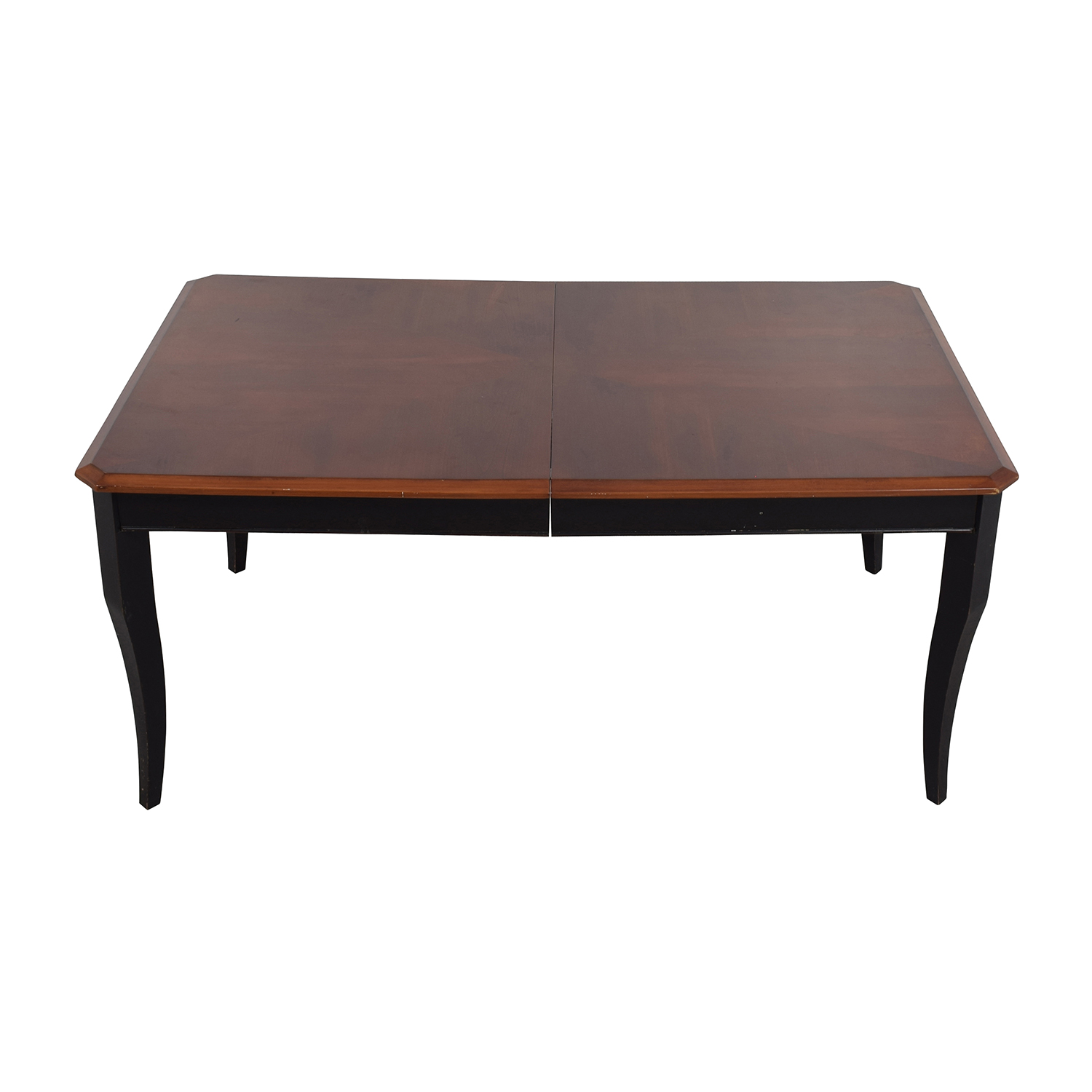 shop Huffman Koos Huffman Koos Extendable Wood Top Dining Table online