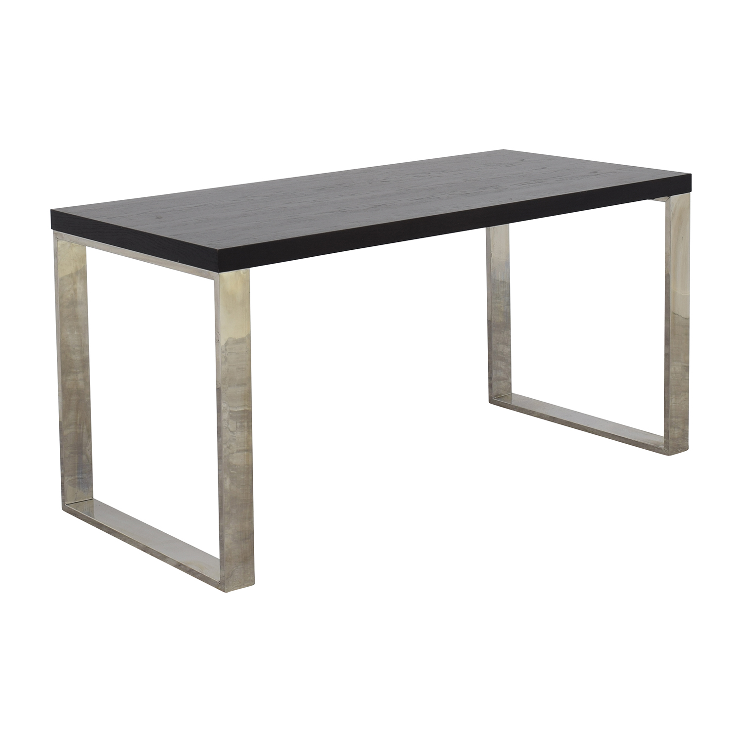 Macys Stockholm Wood And Metal Home Office Desk