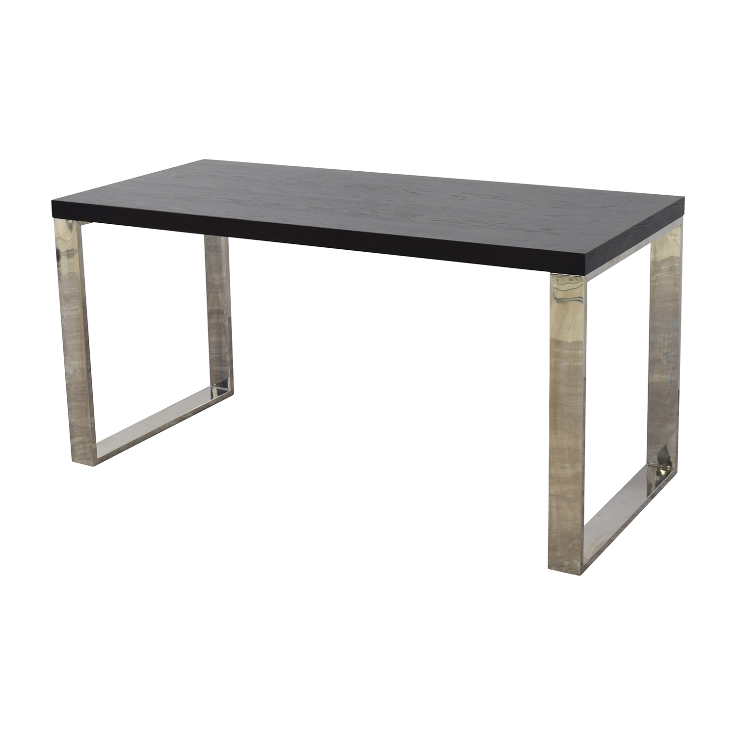 71 off macy 39 s macy 39 s stockholm wood and metal home office desk tables - Metal office desk ...