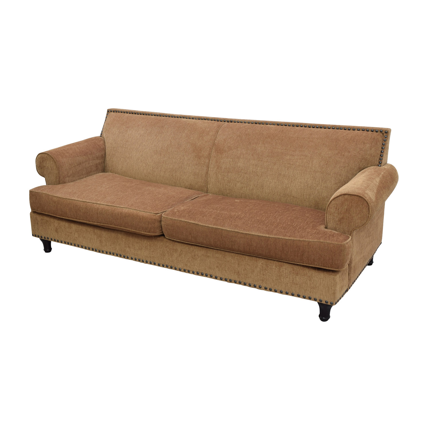 Pier 1 Imports Pier 1 Imports Carmen Brown Sofa second hand