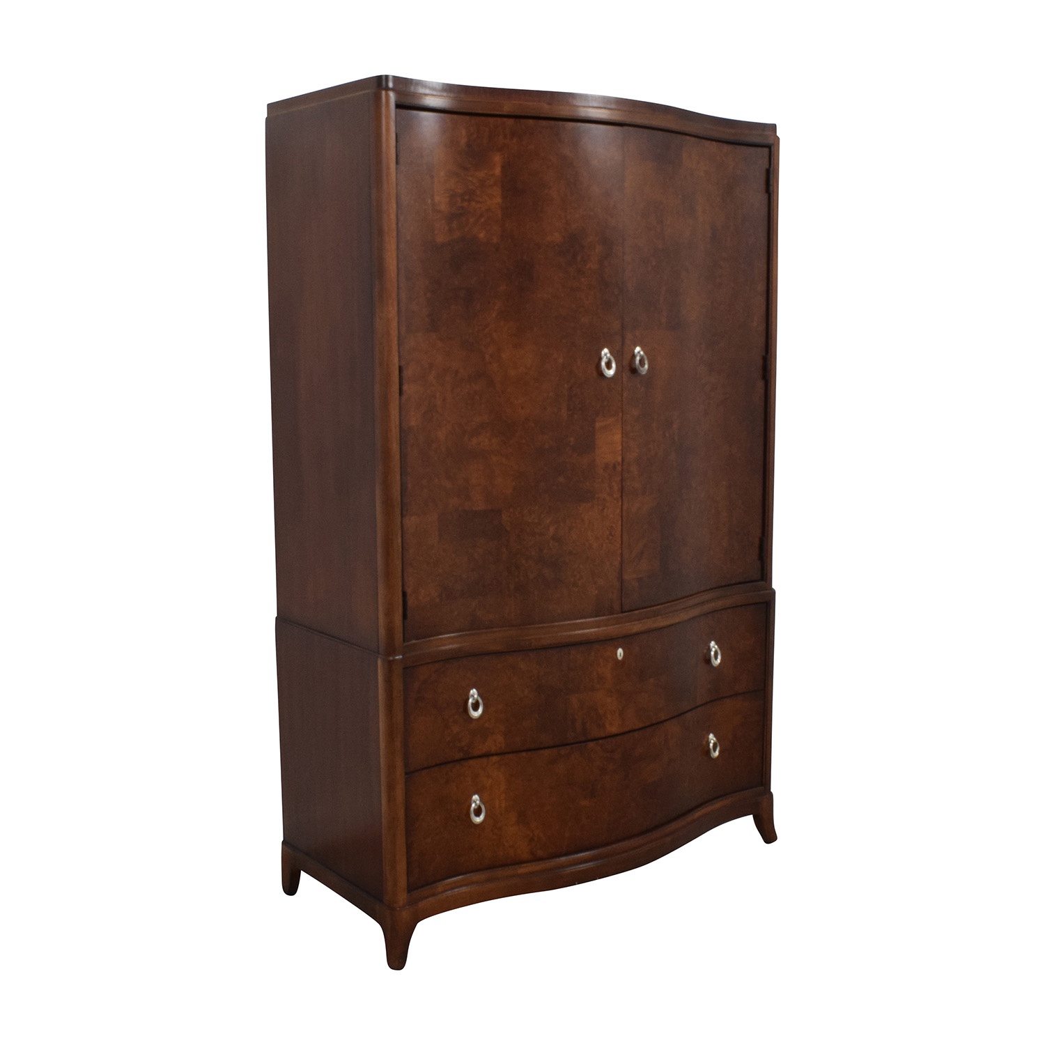 Thomasville Thomasville Bogart Burlwood Armoire coupon
