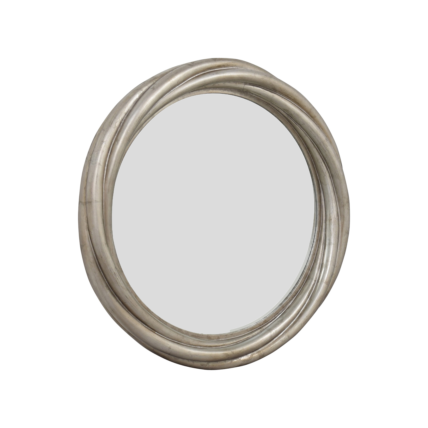 "Thomasville Bogart Collection 47"" Round Wall Mirror sale"
