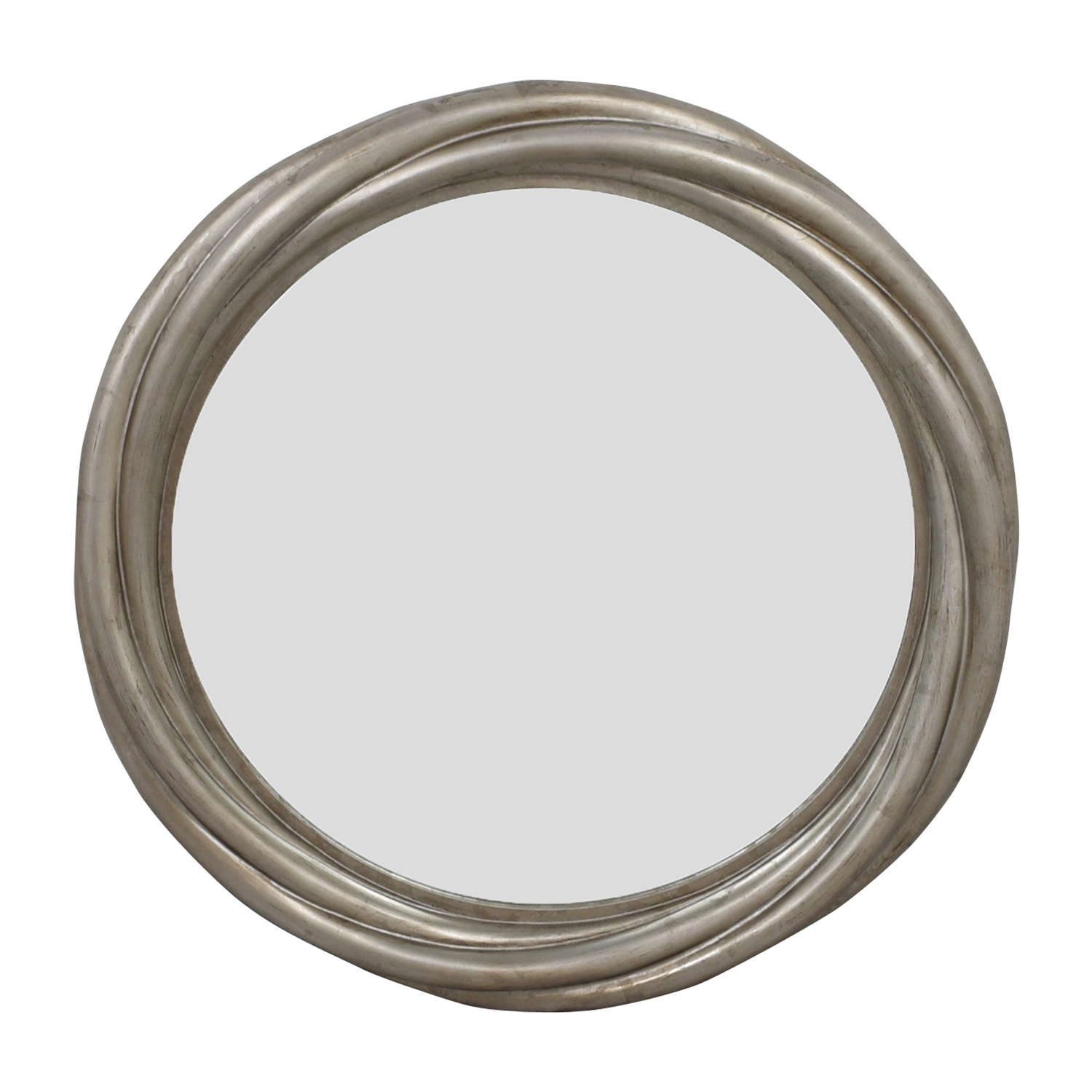 "Thomasville Thomasville Bogart Collection 47"" Round Wall Mirror nj"