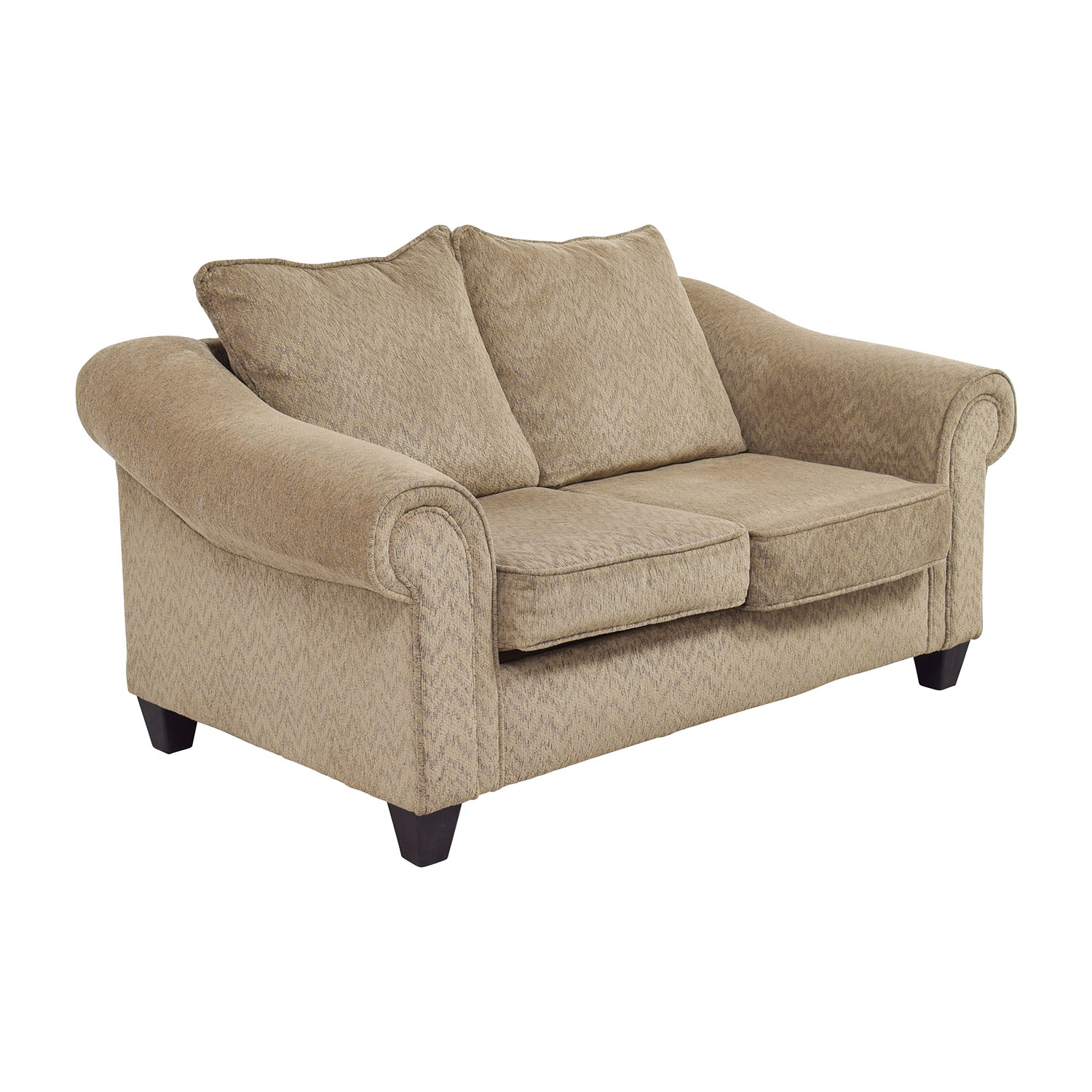 79% OFF Bob s Furniture Bob S Furniture Two Toned Brown