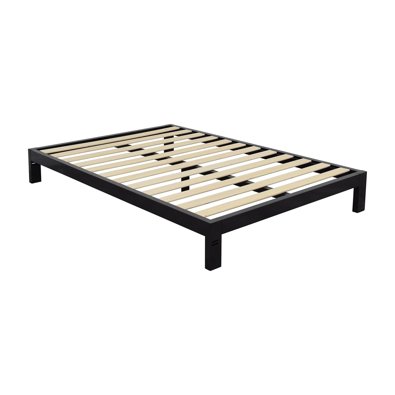 45 Off Target Target Zinus 2000 Platform Metal Bed