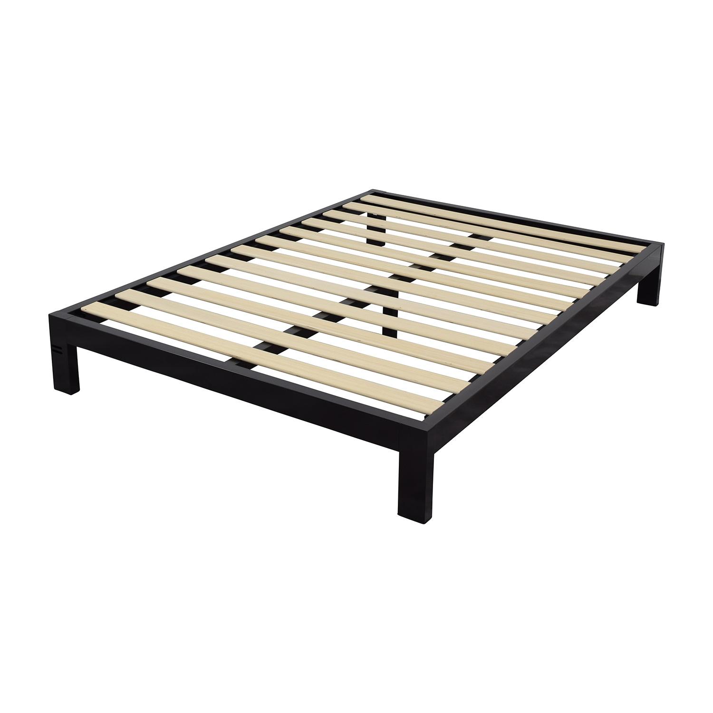 Target Platform Bed Frame 45 Off Target Target Zinus 2000 Platform Metal Bed