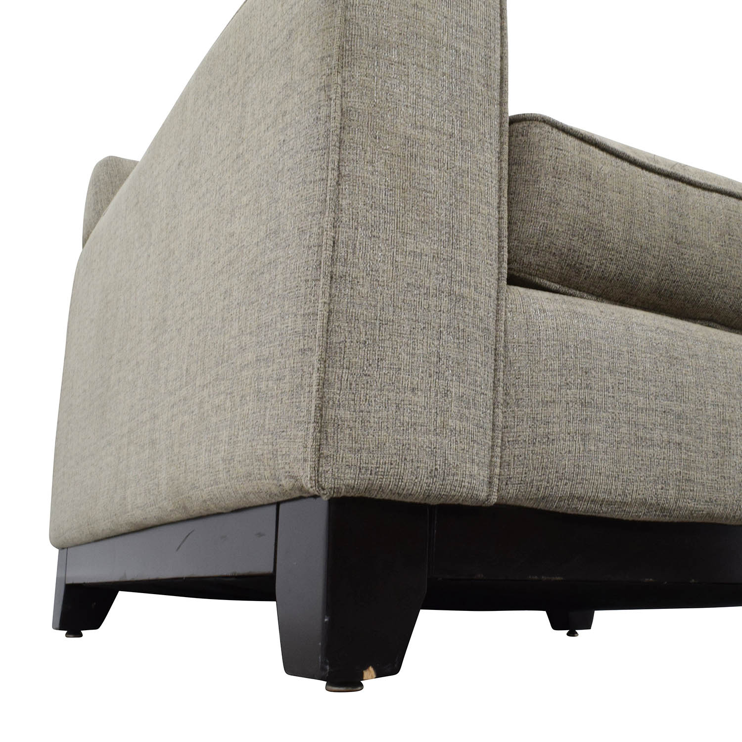 Macys Roselake Accent Chair With Otto: Macy's Macy's Clarke Grey Chair And Ottoman / Chairs