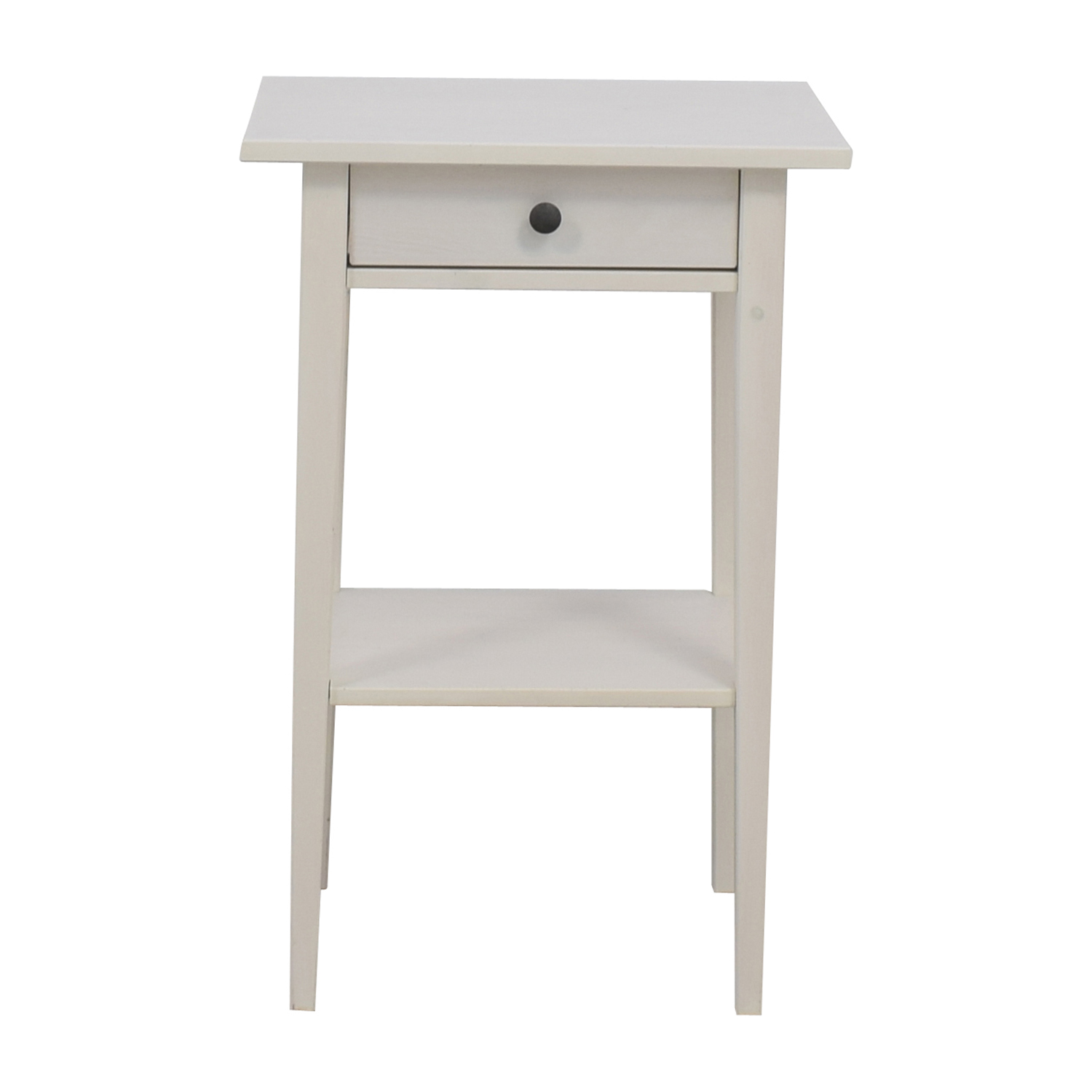 Ikea Hemnes White Night Table Dimensions