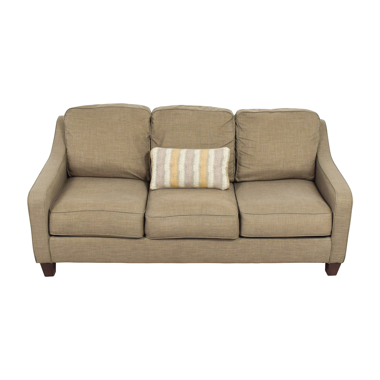 55 OFF Jennifer Furniture Jennifer Furniture Brown