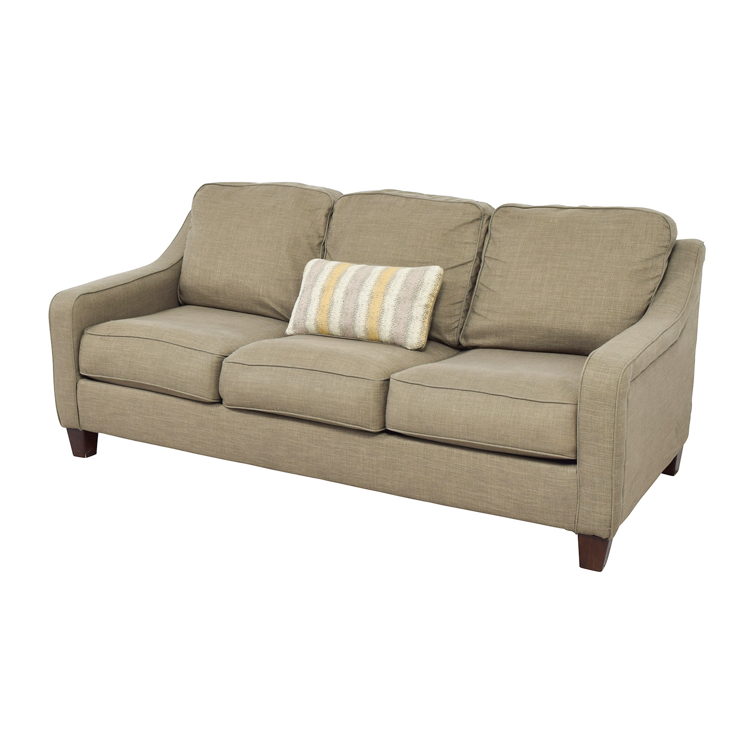 55% OFF Jennifer Furniture Jennifer Furniture Brown