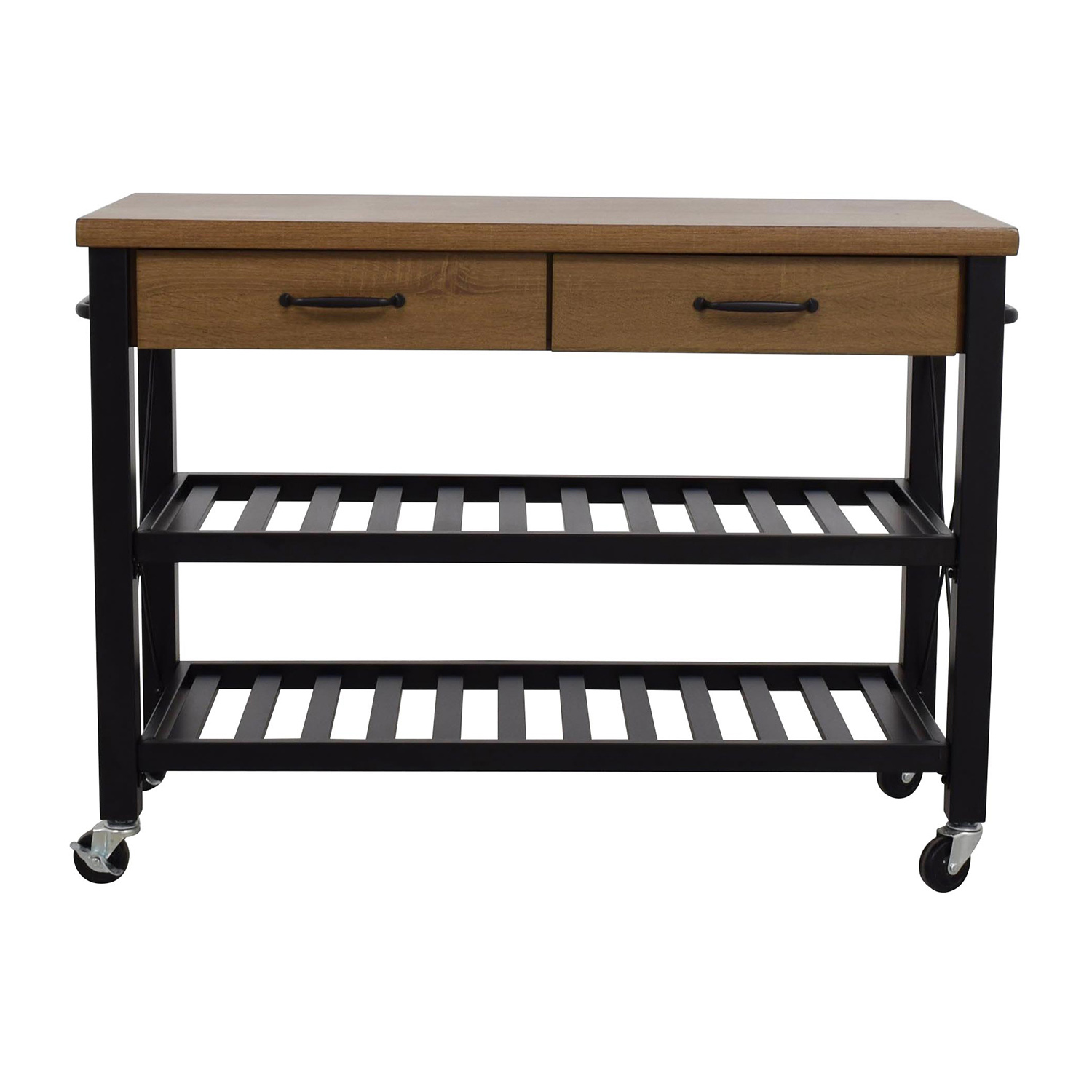 Walmart Kitchen Island Cart on Casters / Tables