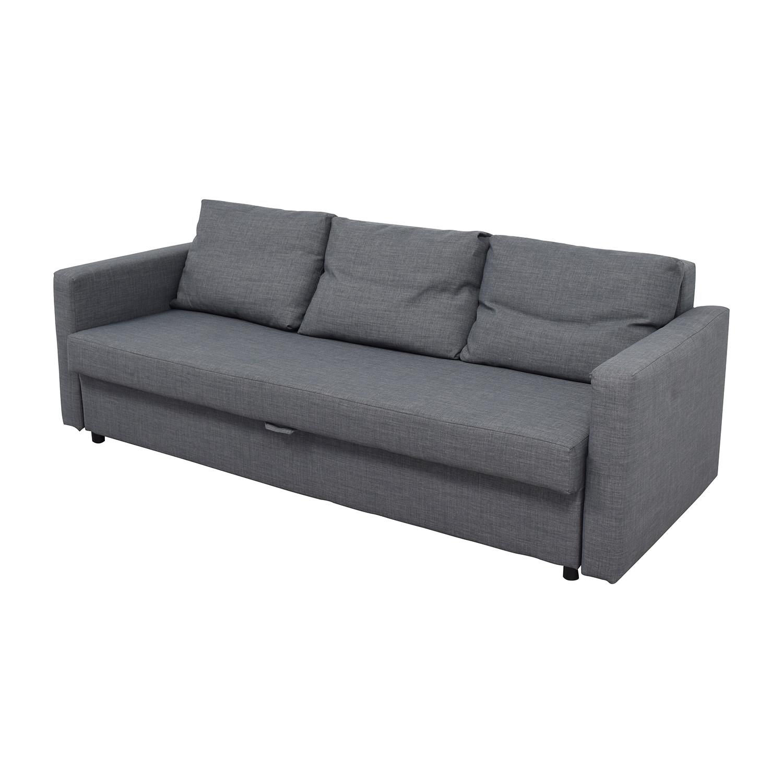 32 Off Ikea Ikea Friheten Grey Sleeper Sofa Sofas