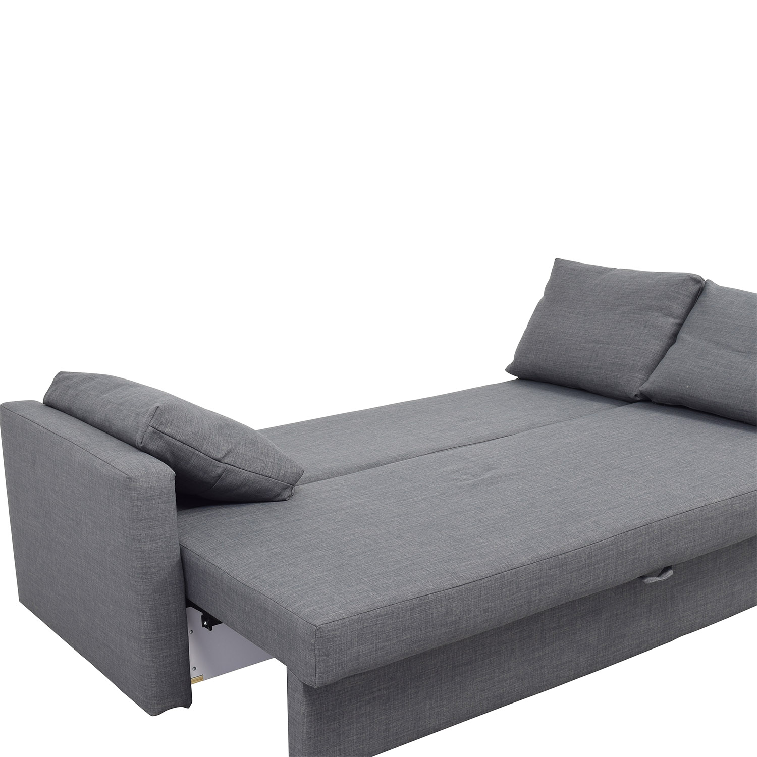Amazing 32 Off Ikea Ikea Friheten Grey Sleeper Sofa Sofas Bralicious Painted Fabric Chair Ideas Braliciousco