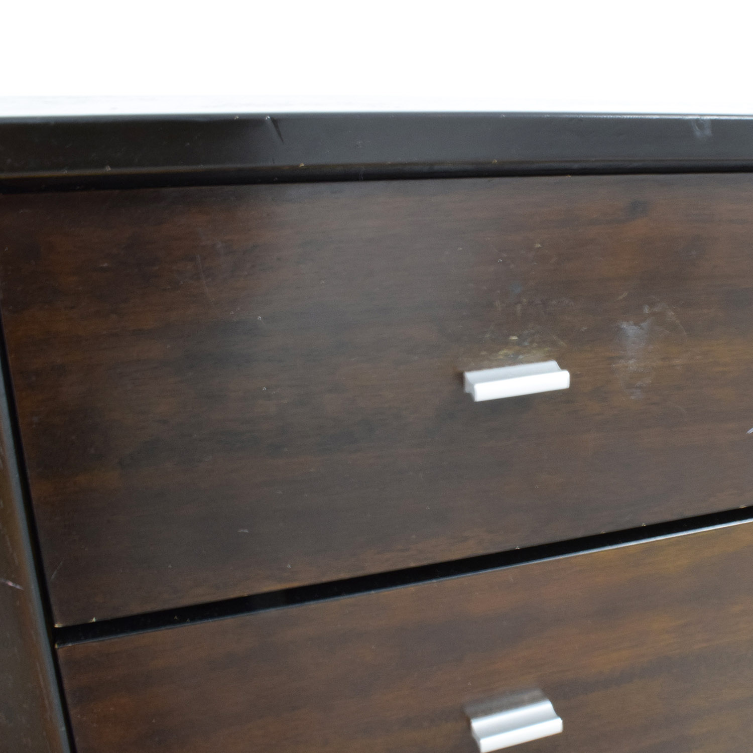 Mahogany Five-Drawer Dresser price