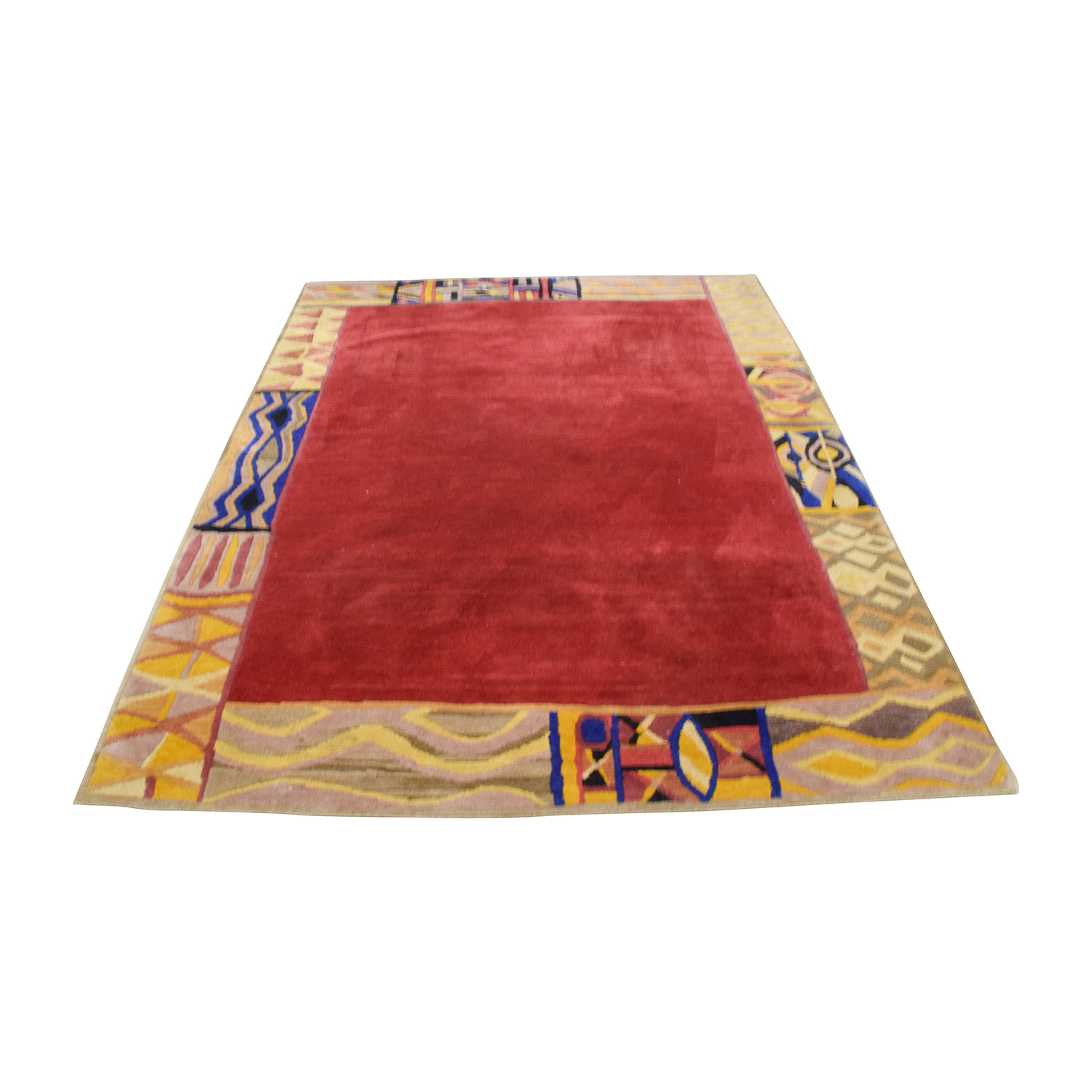 ABC Carpet and Home ABC Carpet & Home Moroccan Rug Rugs