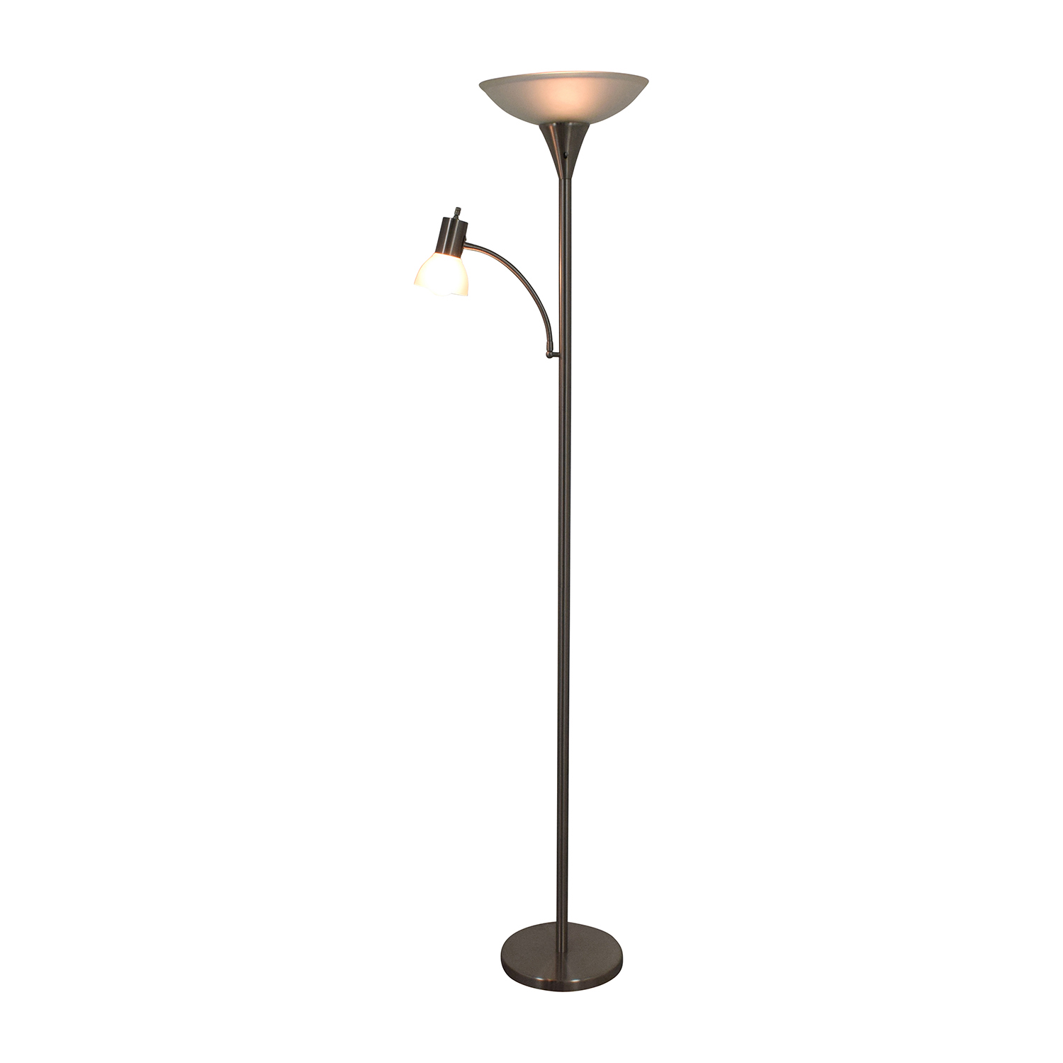 shop Light Accents Catalina Mother and Son Floor Lamp Light Accents Lamps
