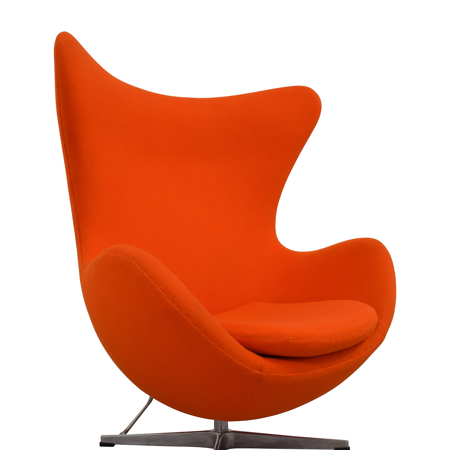 chairs jacobsen orange chair egg nj buy inmod off