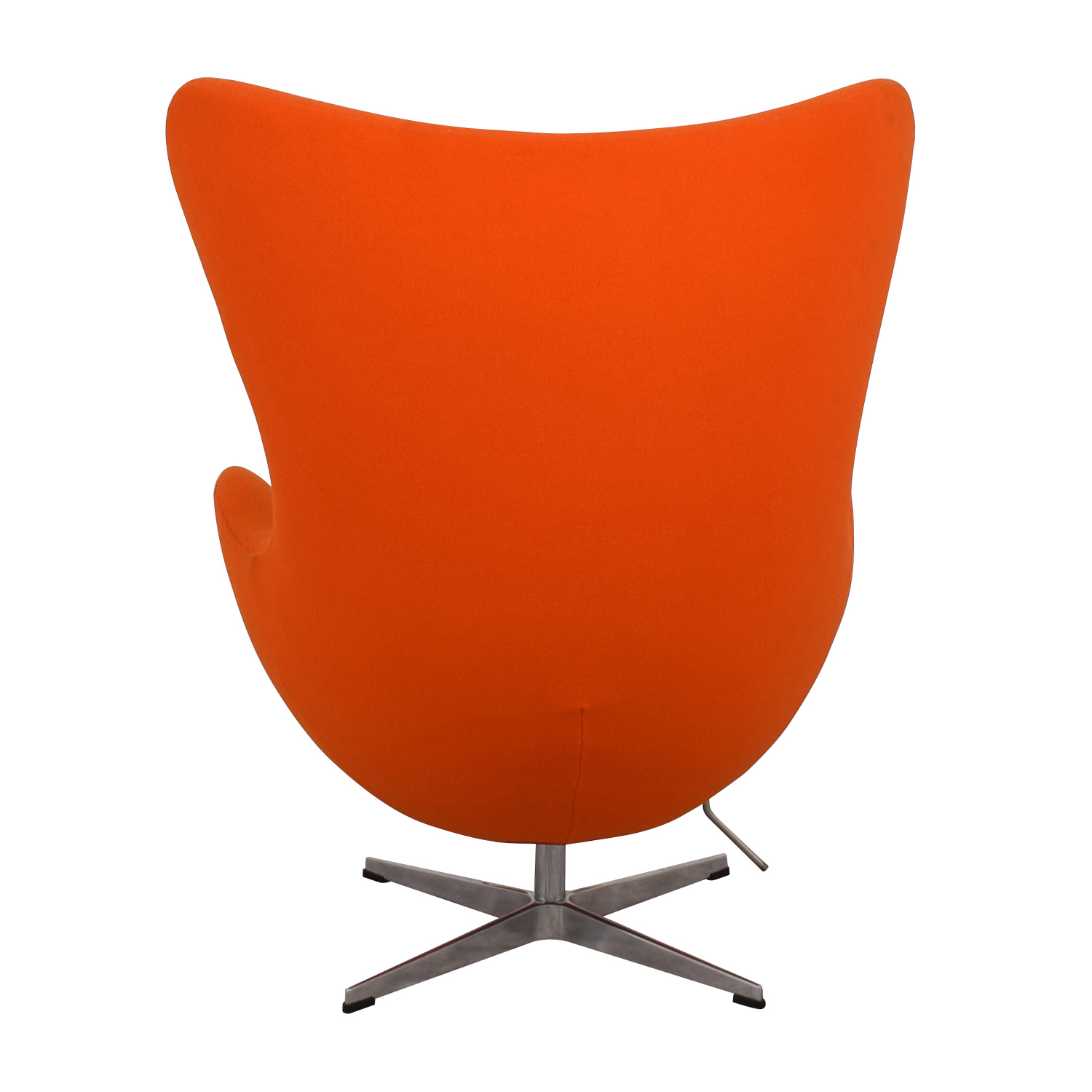 Inmod INMod Jacobsen Orange Egg Chair