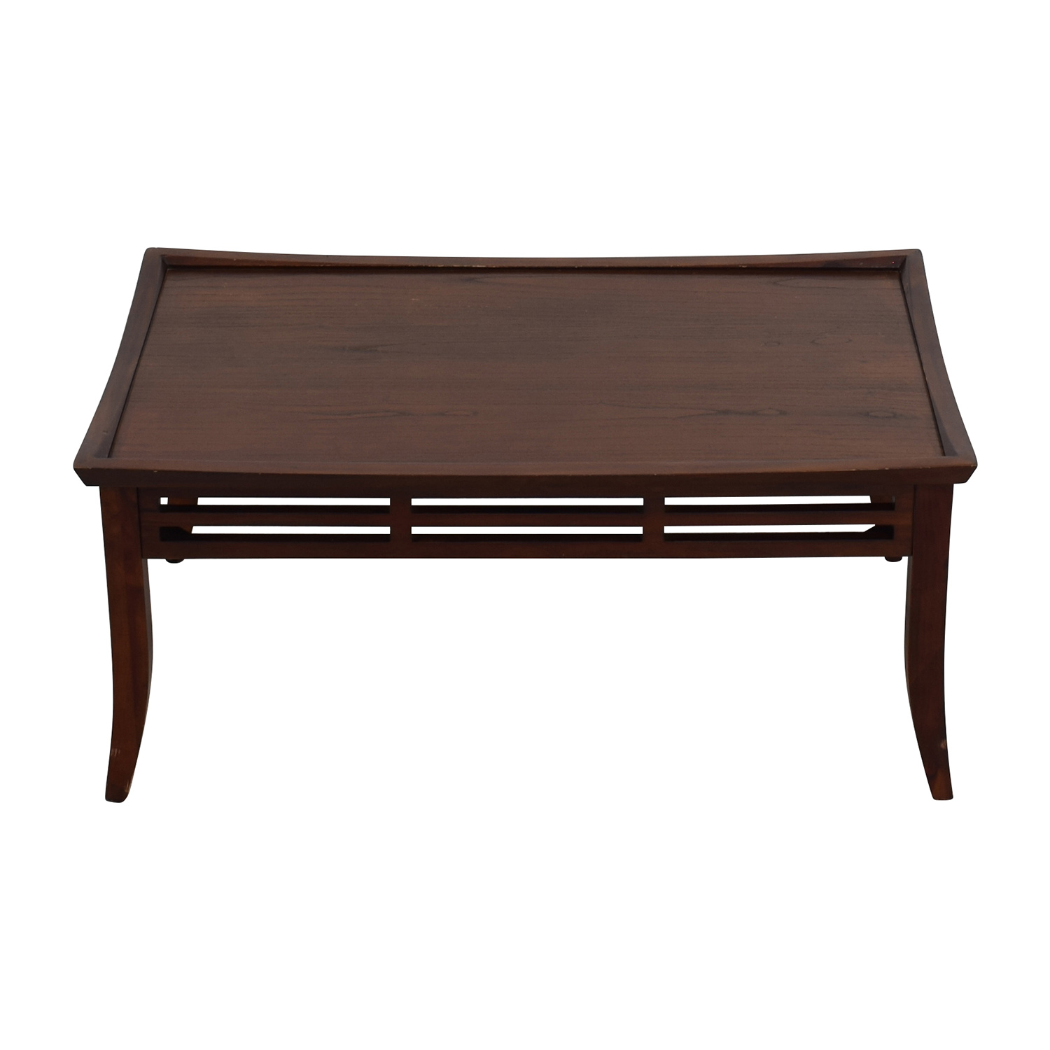 80% OFF Black Coffee Table Tables
