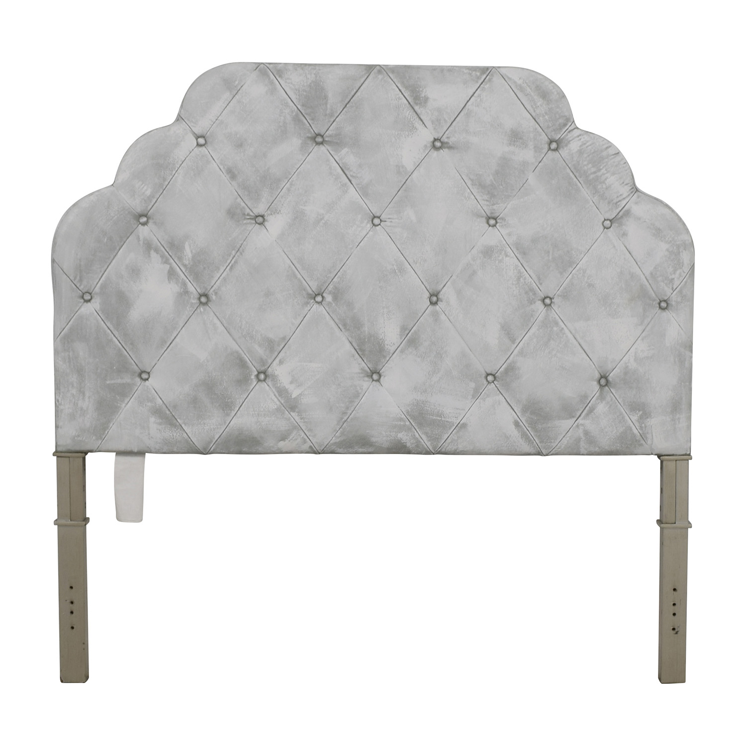 Remarkable 78 Off Pier 1 Pier 1 Imports White Painted Queen Headboard Beds Ibusinesslaw Wood Chair Design Ideas Ibusinesslaworg