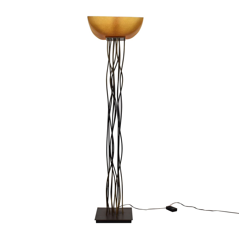 buy Metal Twig Floor Lamp  Lamps