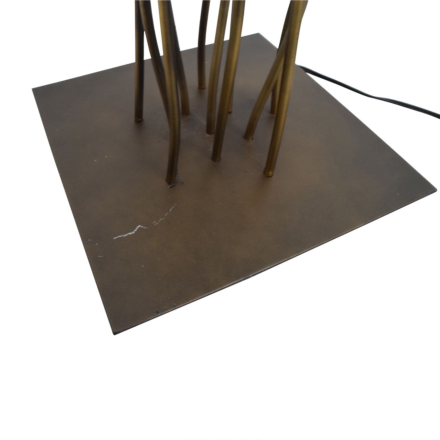 Metal Twig Floor Lamps : Off metal twig floor lamp decor