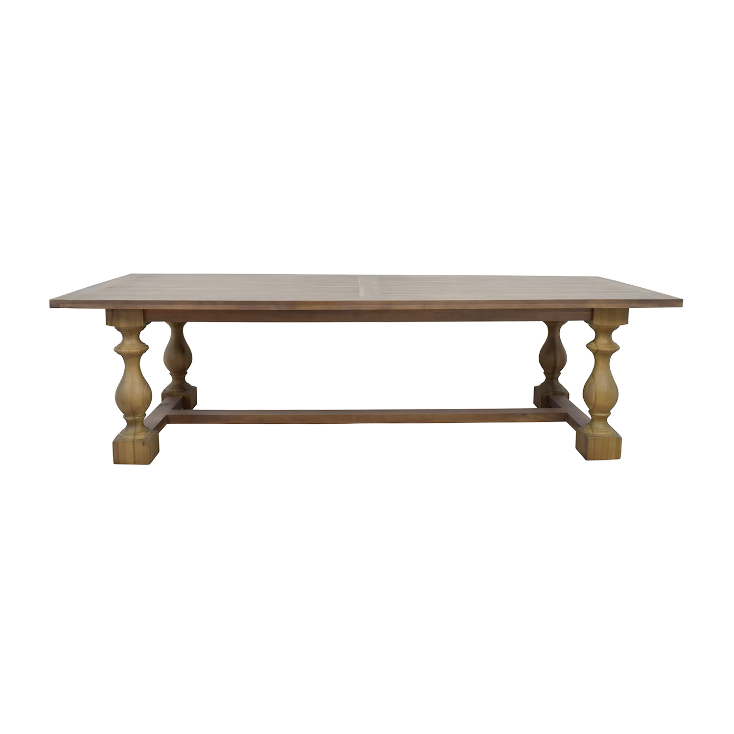 Shop Restoration Hardware Restoration Hardware 17th Century Monastery  Rectangular Dining Table Online