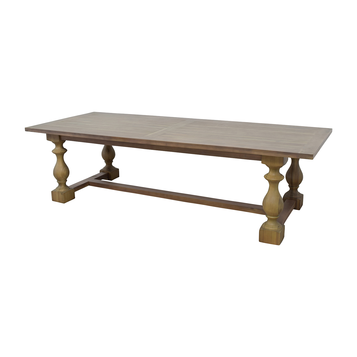 ... Restoration Hardware Restoration Hardware 17th Century Monastery  Rectangular Dining Table Dinner Tables ... Part 29