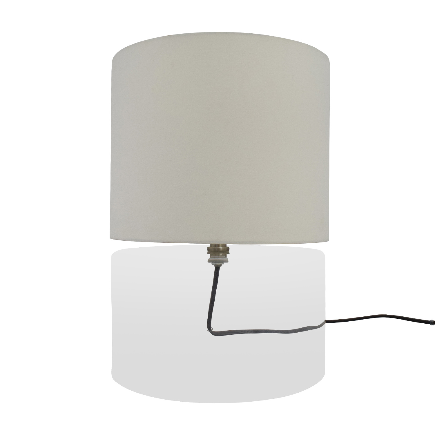 buy CB2 Clear Base Round Lamp CB2