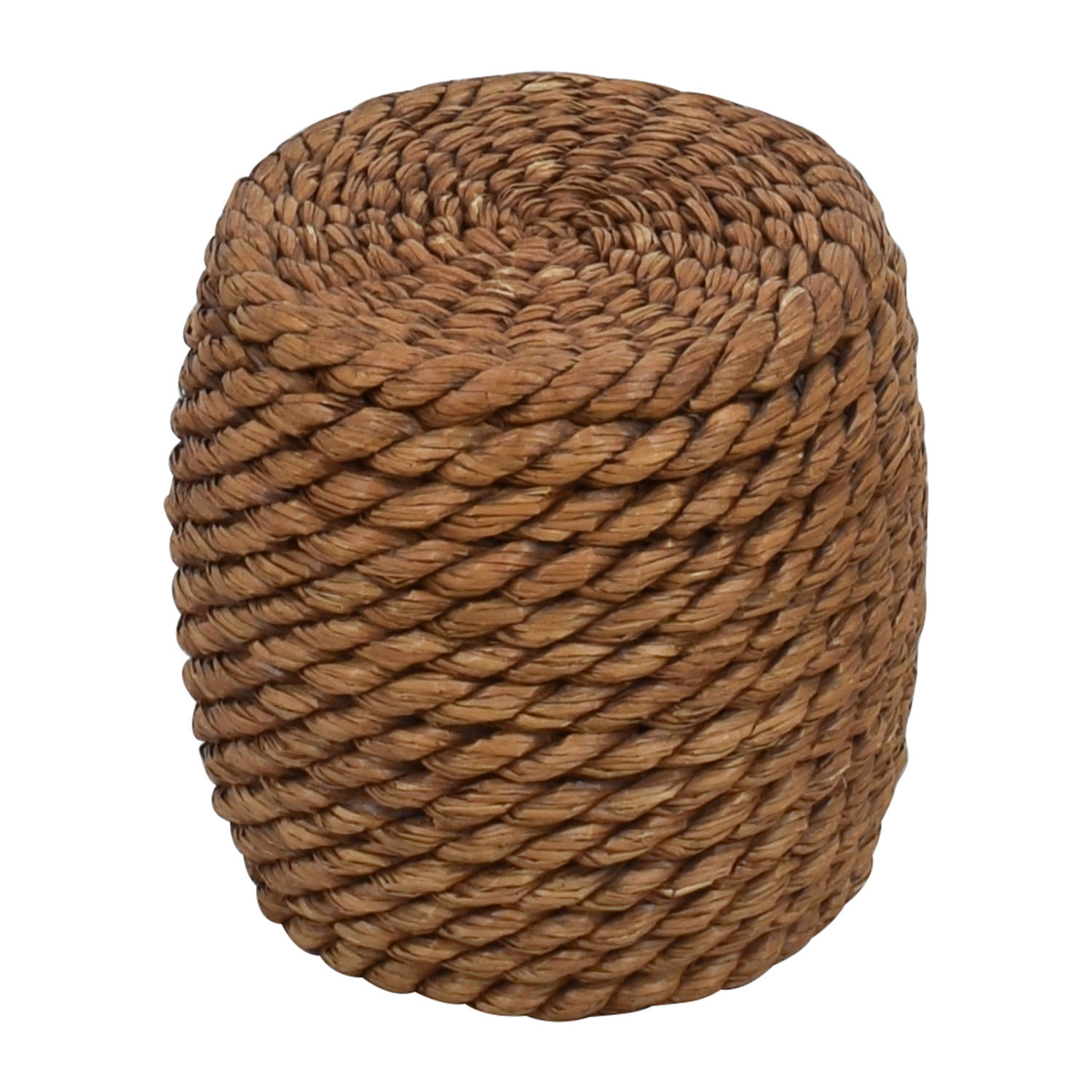 shop CB2 Wicker End Table CB2 End Tables