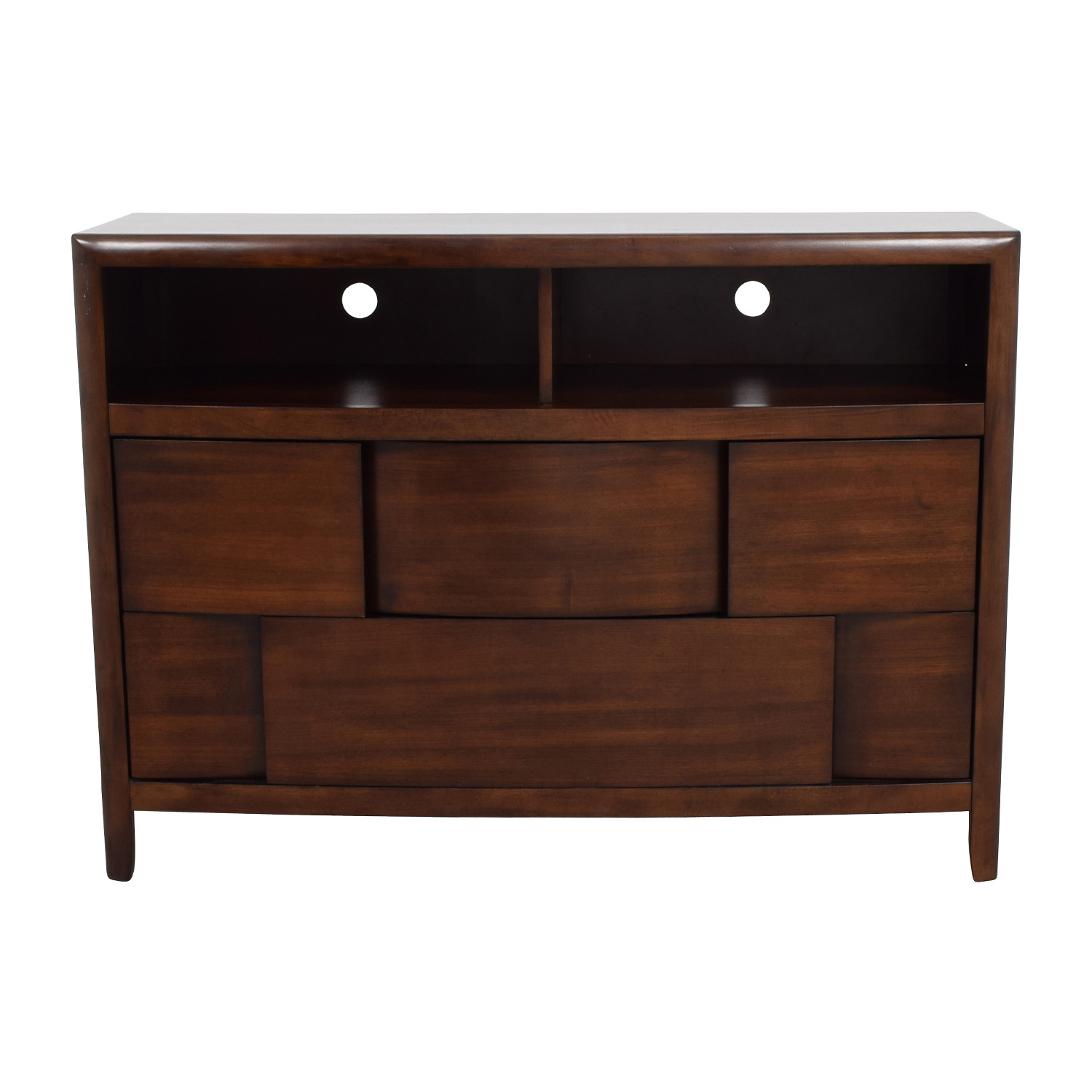 Raymour and Flanigan Raymour and Flanigan Modern Media Cabinet coupon