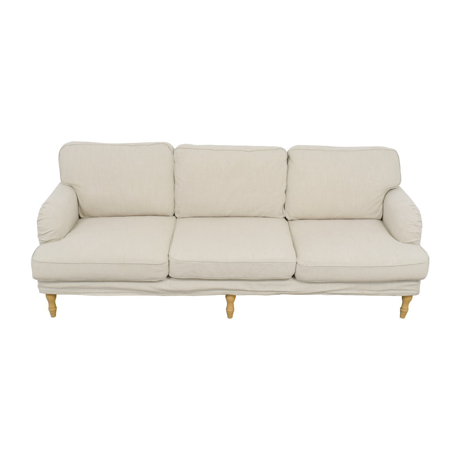 IKEA IKEA Beige Sofa for sale