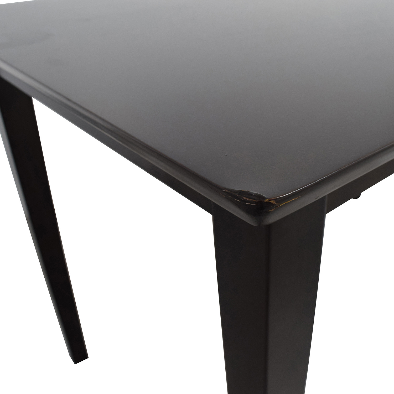Coaster Home Furnishings Coaster Home Hyde Rectangular Casual Dining Leg Table for sale