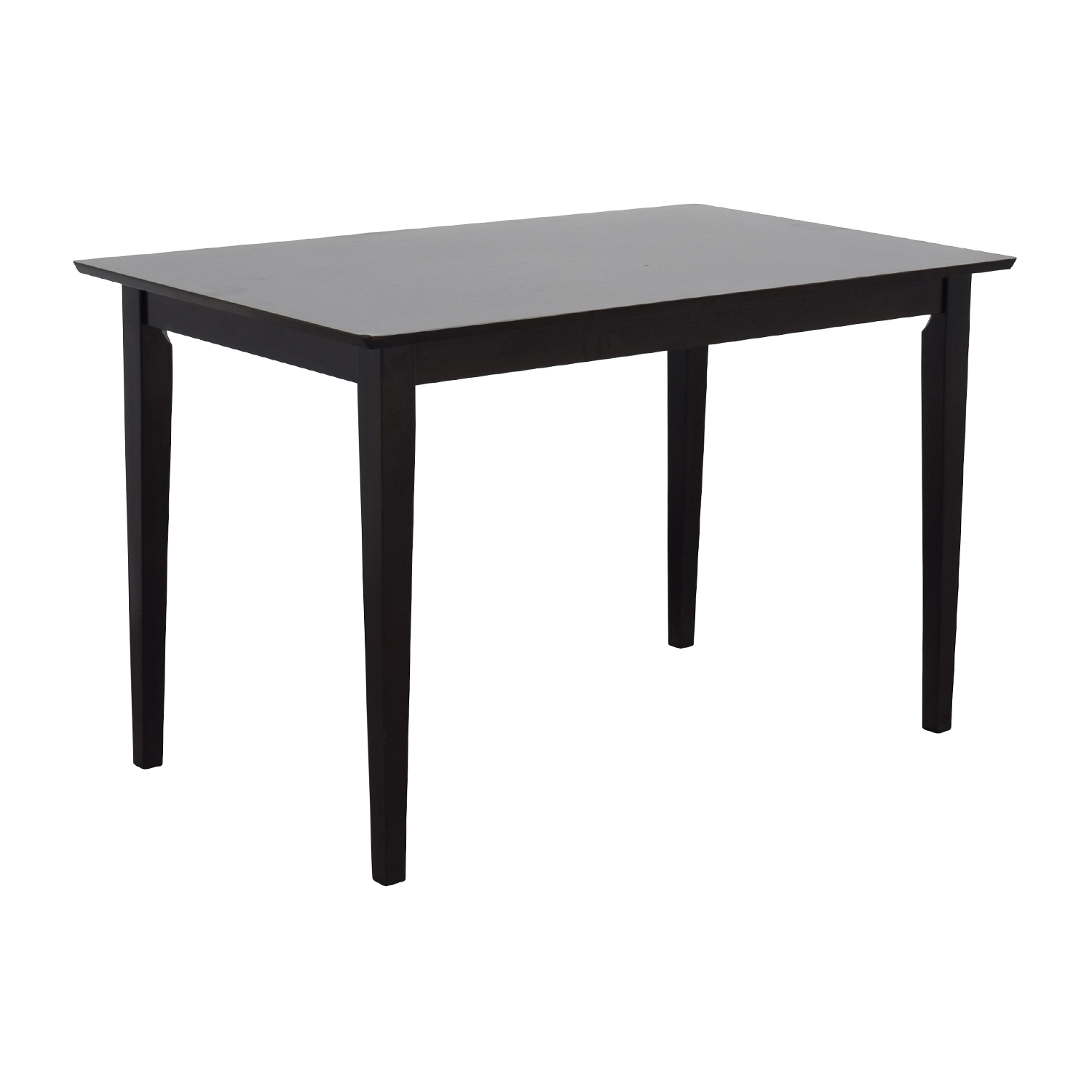 Coaster Home Furnishings Coaster Home Hyde Rectangular Casual Dining Leg Table on sale