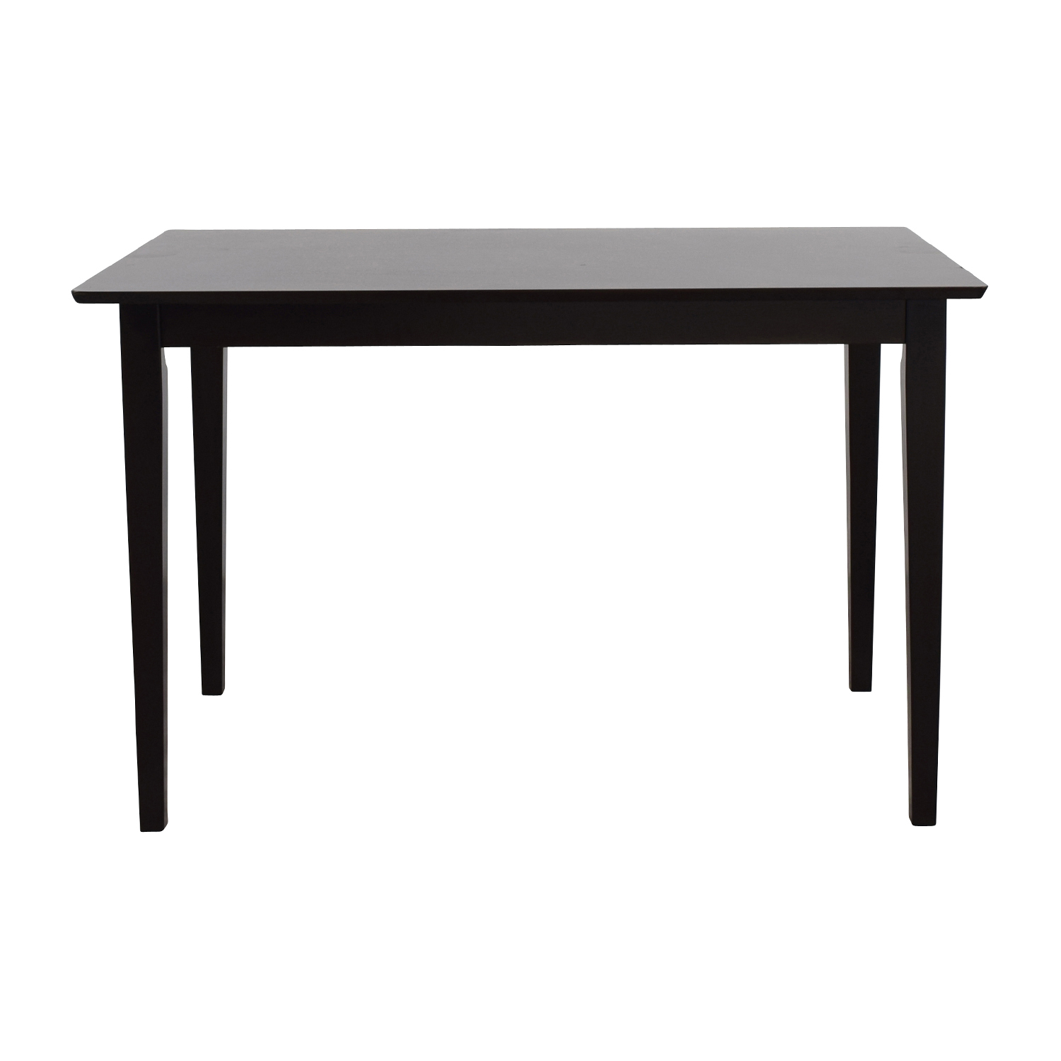 shop Coaster Home Hyde Rectangular Casual Dining Leg Table Coaster Home Furnishings Dinner Tables