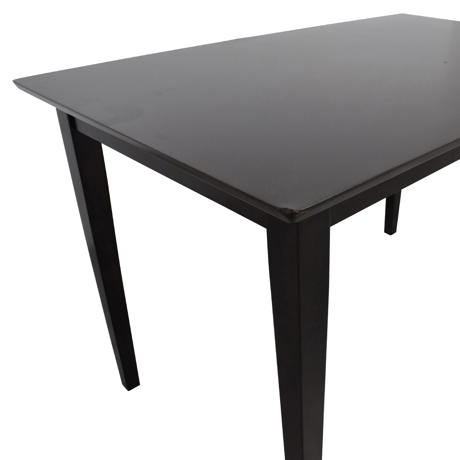 buy Coaster Home Hyde Rectangular Casual Dining Leg Table Coaster Home Furnishings Dinner Tables