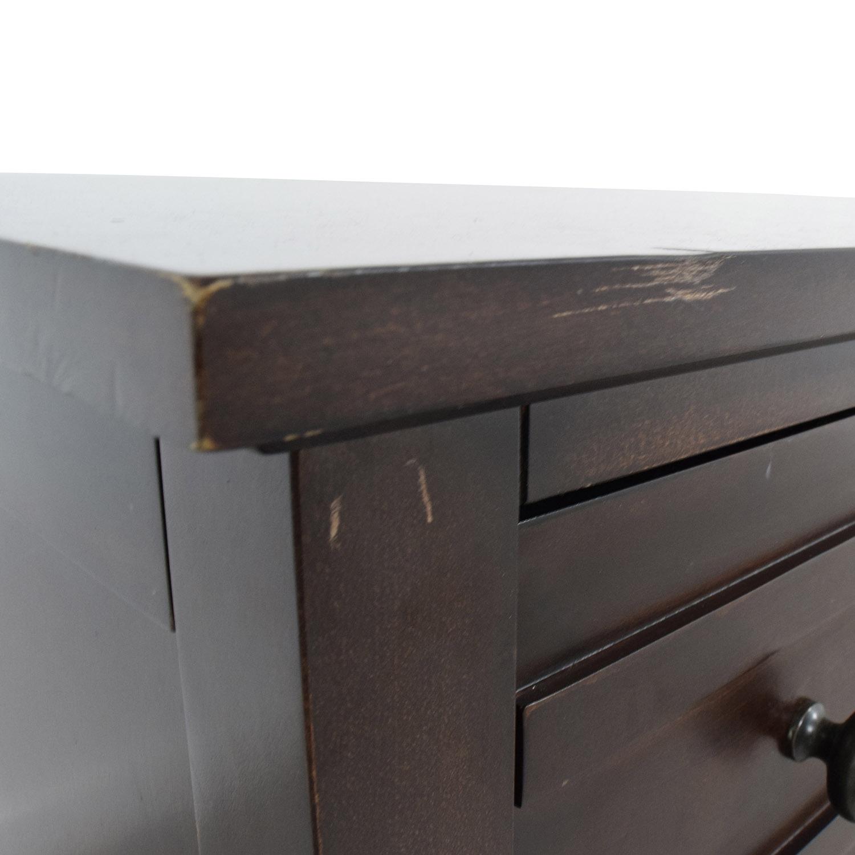 Crate and Barrel Crate & Barrel Six-Drawer Dresser nj